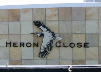 Heron CLose 1